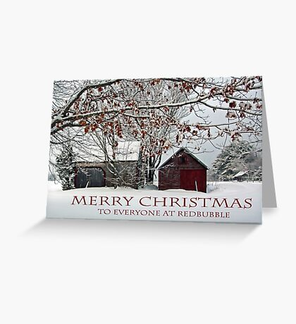 Merry Christmas - 2015 Greeting Card