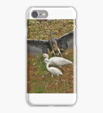 Three Herons iPhone Case/Skin