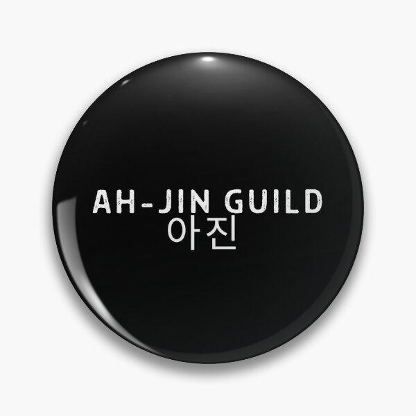 Ah-Jin Guild 아진 Solo leveling Manwah Fans Pin