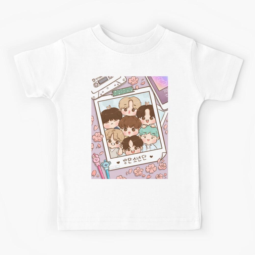 Bangtan  Kids T-Shirt