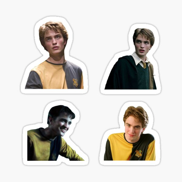 HP character 4 sticker pack Sticker