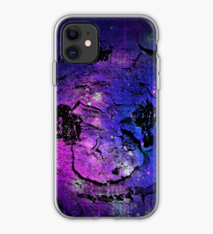 Space Face iPhone Case