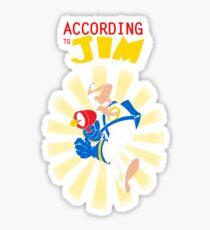 According to Jim Sticker