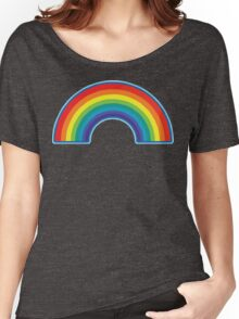 Full Rainbow Women's Relaxed Fit T-Shirt