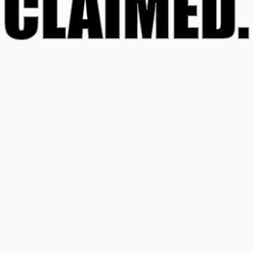 CLAIMED by ftwyn