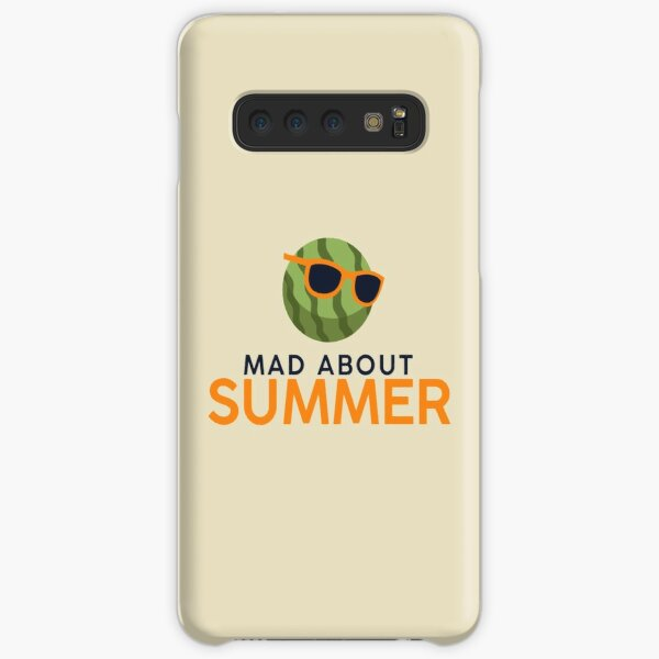 Mad about Summer Samsung Galaxy Snap Case