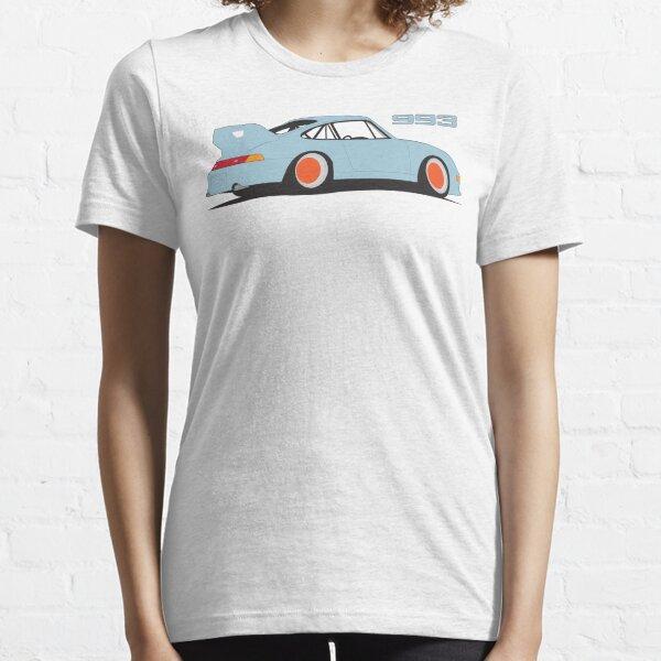 Porsche 993 Graphic Essential T-Shirt