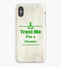 Trust Me iPhone Case