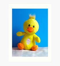 Little Chick Art Print