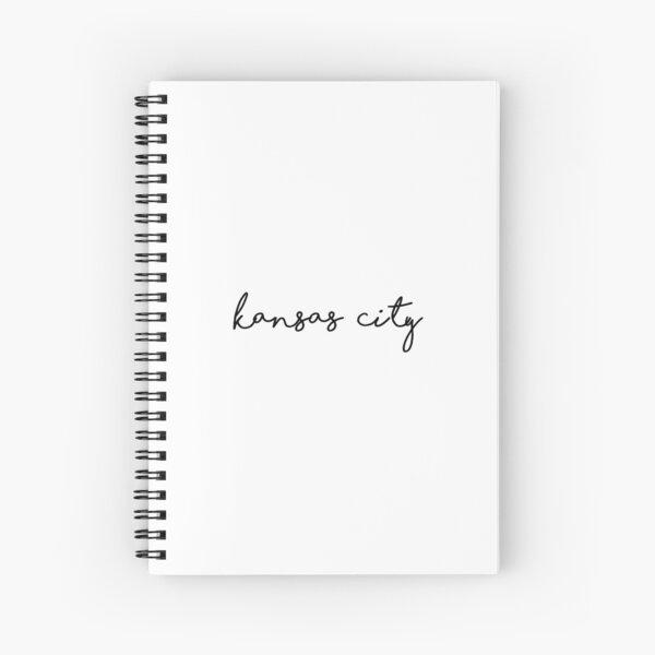 Kansas City Spiral Notebook