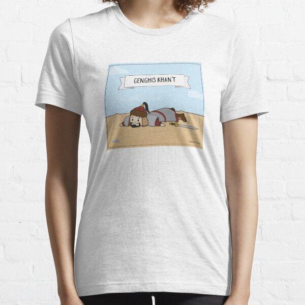 Genghis Khan't Essential T-Shirt