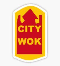 City Wok Chinese Restaurant South Park Sticker