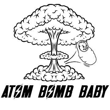 Atom Bomb Baby by Gargusuz