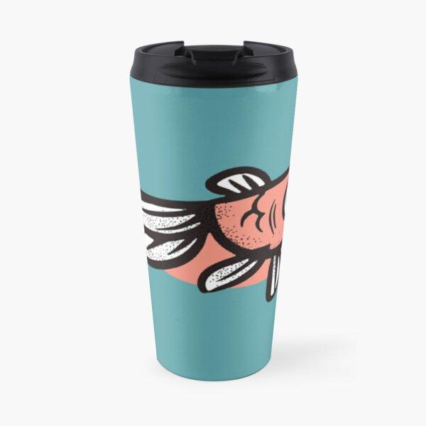 fish 1 Travel Mug