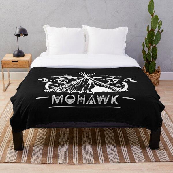 Nativo americano - Orgulloso de ser Mohawk Manta
