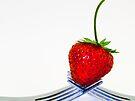 Still life - Strawberry by DPalmer