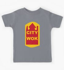 City Wok Chinese Restaurant South Park Kids Tee