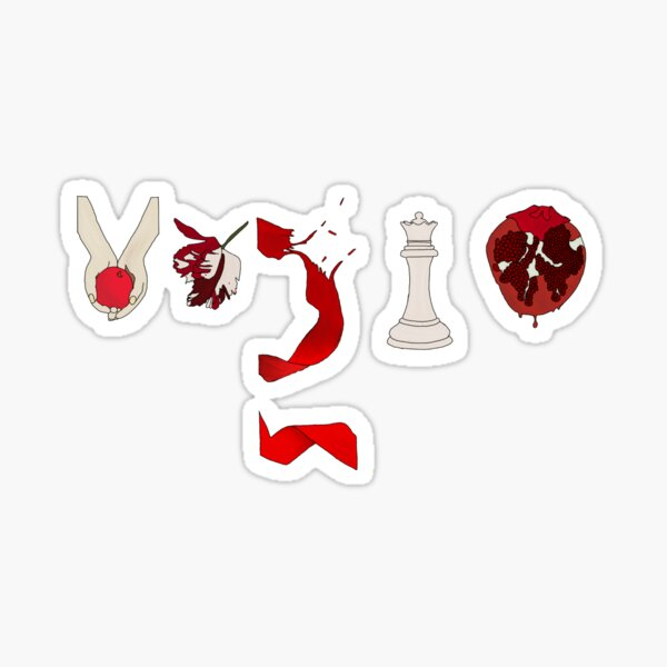 Twilight Saga Logos / Sticker