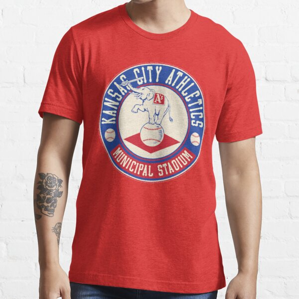 DEFUNCT - KC Athletics - Municipal Stadium Essential T-Shirt