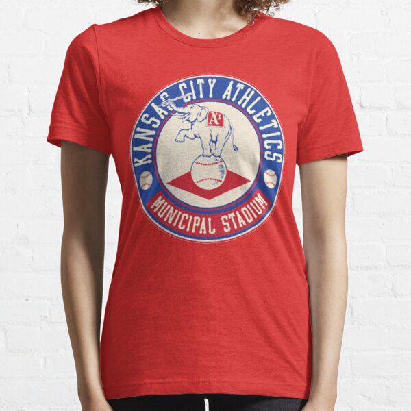 DEFUNCT - KC Athletics - Municipal Stadium Essential T-Shirt