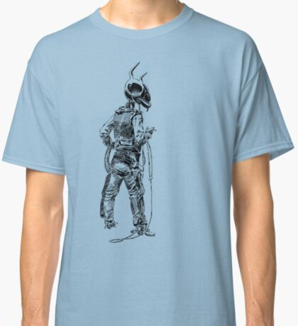 the Good, the Bad & the Alien Classic T-Shirt