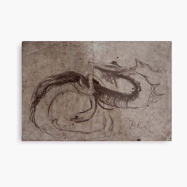 Dragonor Metal Print