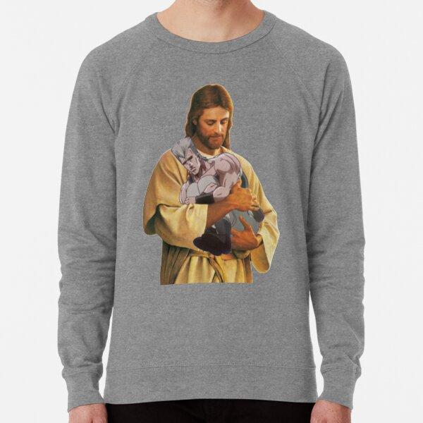 POLNAREFF AND THE HOLY CORPSE. Lightweight Sweatshirt