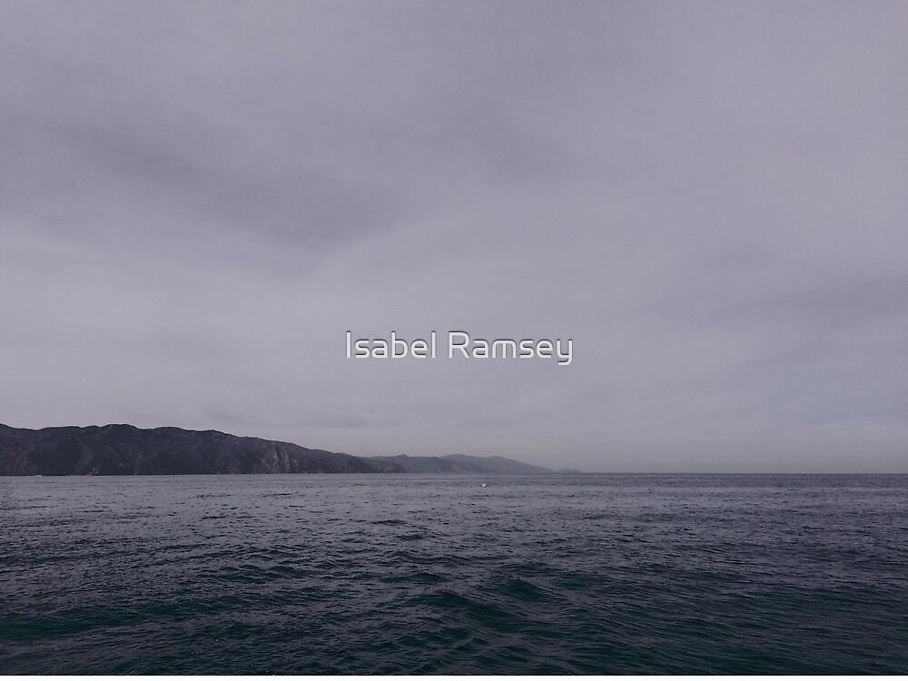 Ocean Fog by Isabel Ramsey