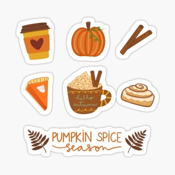 Pumpkin Spice Season Sticker
