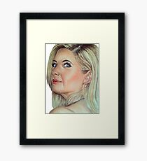 Ashley Benson Framed Print