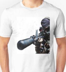 3d Sniper  T-Shirt