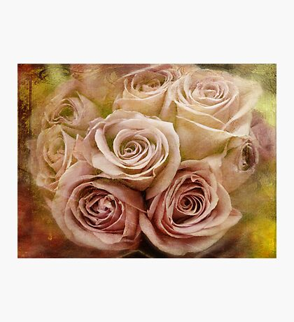 Antique Roses Fotodruck