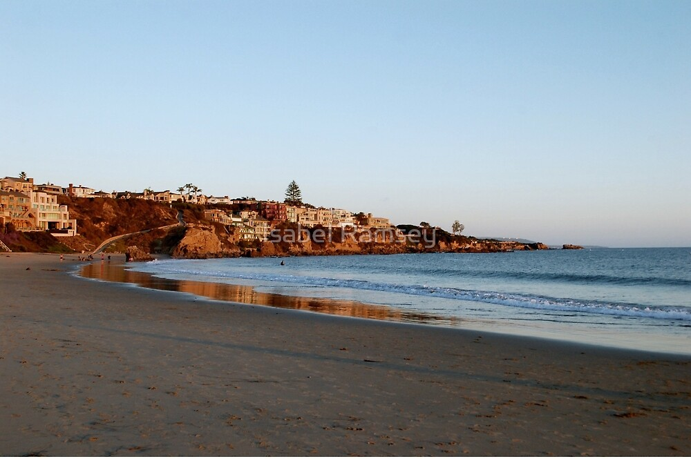 California Coast by Isabel Ramsey