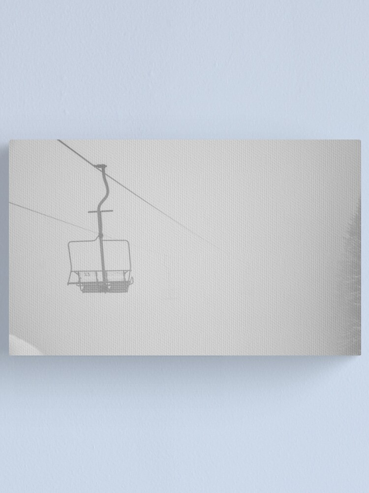 Alternate view of 23 Canvas Print