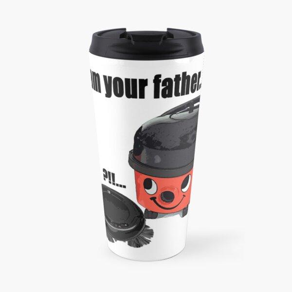 I am your father hoover funny design Travel Mug