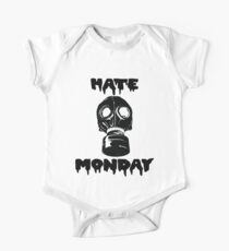 Hate Monday One Piece - Short Sleeve