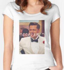 Inglourious Basterds 'Gorlami' Brad Pitt T-Shirt Fitted Scoop T-Shirt