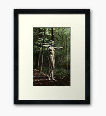 Dryad Archer Framed Print