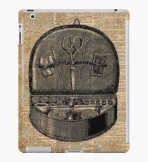 Sewing Tools Dictionary Art iPad Case/Skin