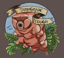Tardigrade Tough Crest | Unisex T-Shirt