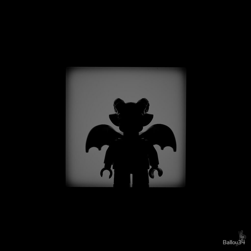 Shadow - Gargoyle by Ballou34
