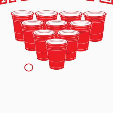 Beer Pong Athlete by partyanimal
