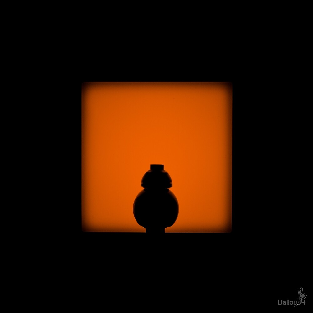 Shadow - BB-8 by Ballou34