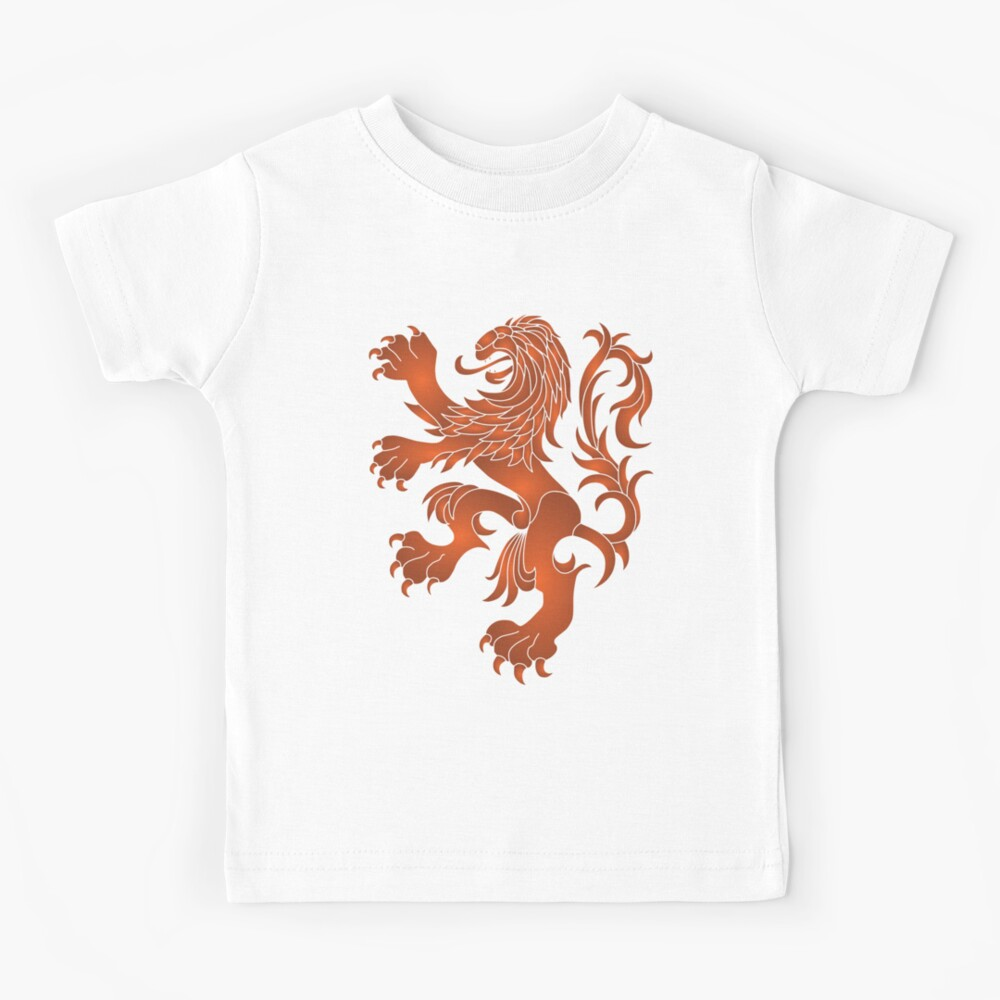 Dutch Lion Bronze White Outline Kids T Shirt By Beardycat Redbubble Download hd lion photos for free on unsplash. dutch lion bronze white outline kids t shirt by beardycat redbubble