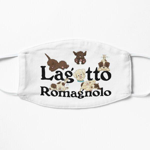 Funny Lagotto Romagnolo Flat Mask