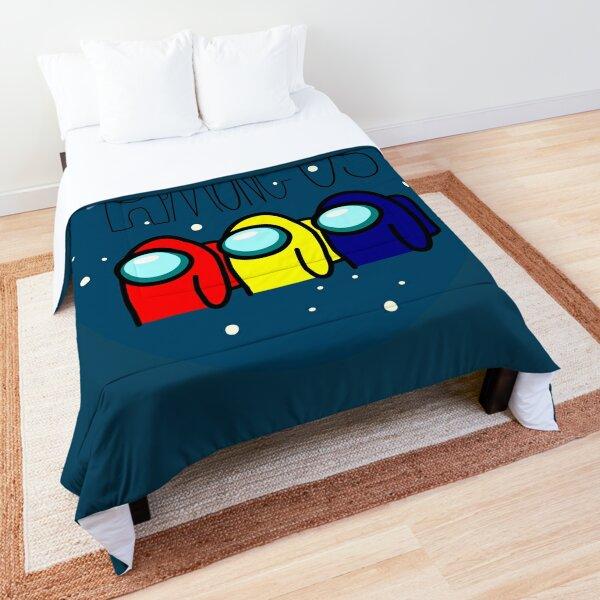 Among us game Comforter