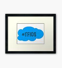 #TFIOS Framed Print