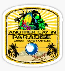 Aruba Land Sticker