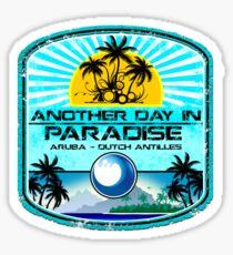 Aruba Nice Town Sticker