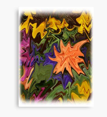 Courage of Colour Canvas Print
